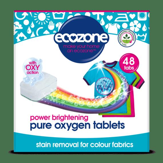 Ecozone Pure whitening 48 tabs