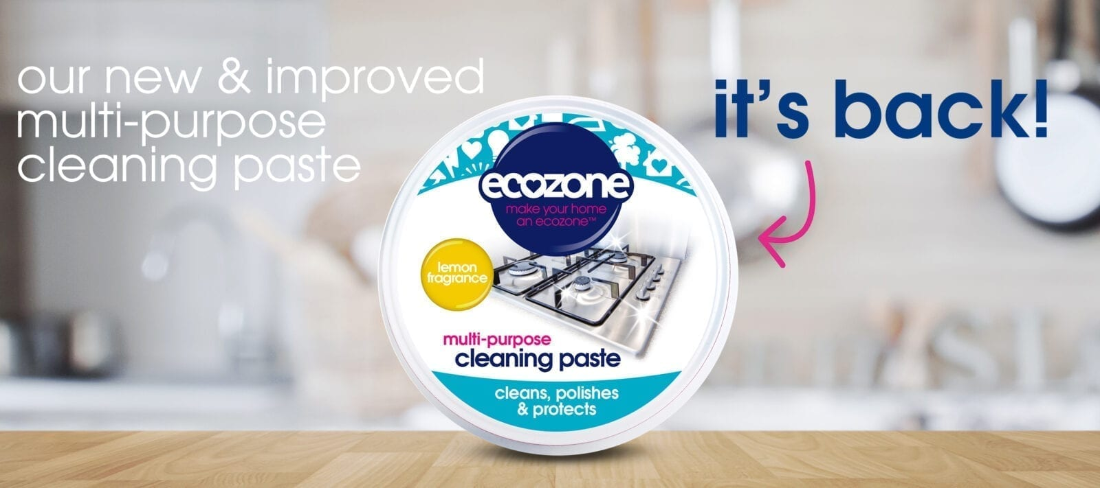About Ecozone Products Banner