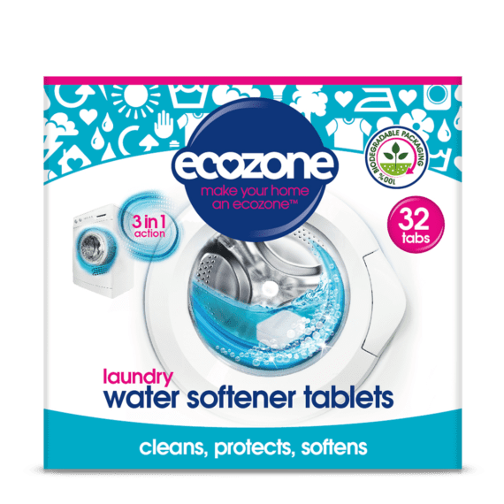 Ecozone water softener 32 tablets