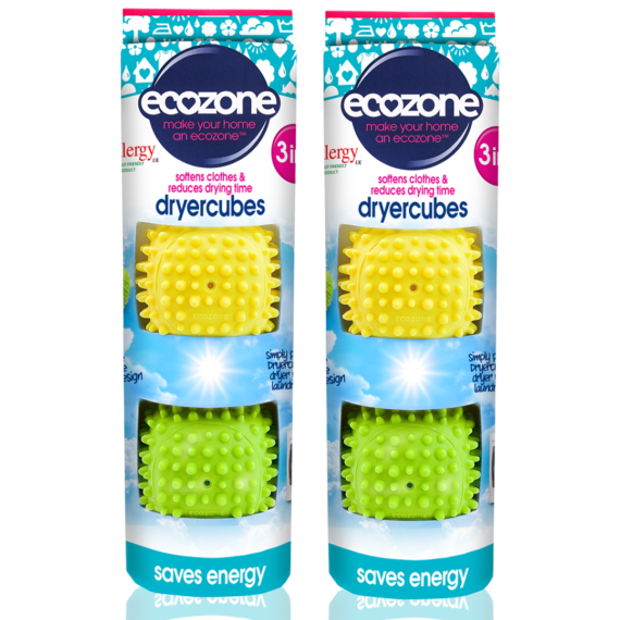 Ecozone dryercubes bundle