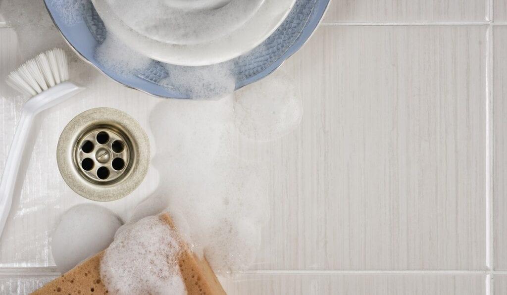 eco washing up