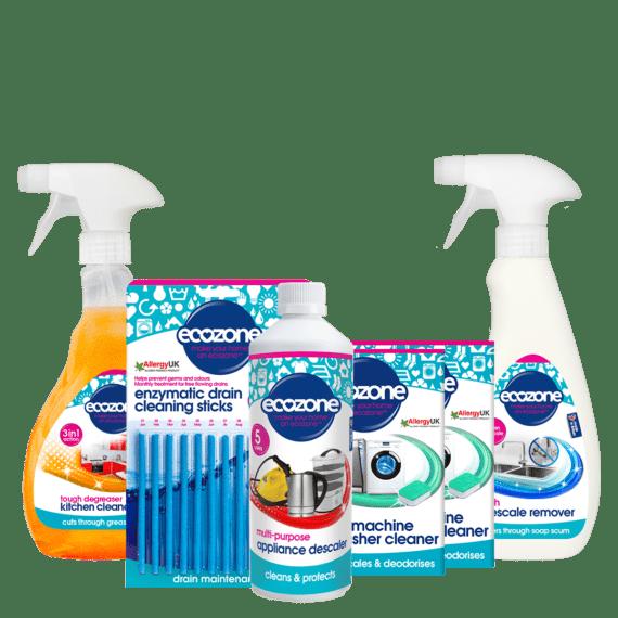 Ecozone Cleaning Products Eucalyptus
